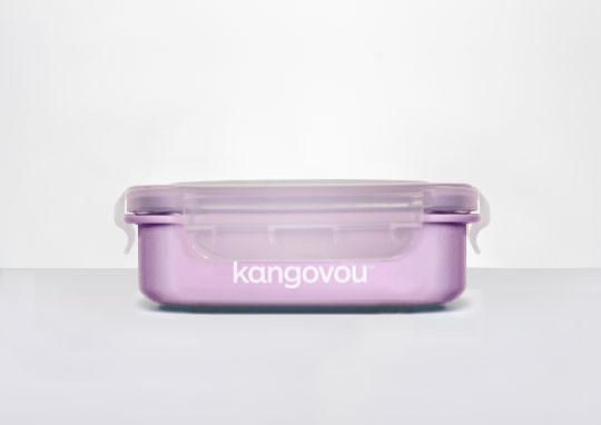 Bento Box - Double Insulted - Purple - Small