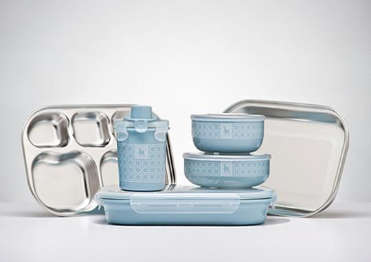 Kangovou Kids Dishware Set