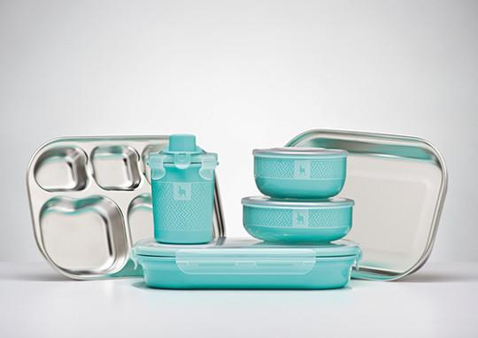 Kids Dishware Set - Iced Mint gift