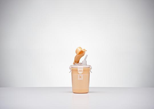 Sippy Cup - Peaches and Cream