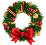 diy holiday projects wreath