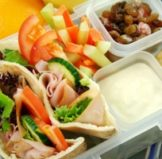 How to Keep Kids Lunch Separated Without Using a Million Containers