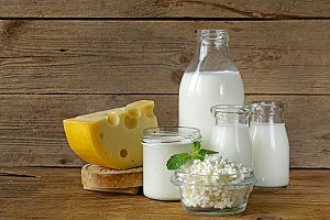 dairy products including milk which is a great drink to go along with a healthy bento lunch box combination