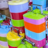 BPA plastic lunch boxes that expecting mothers should avoid and should instead use bento lunch boxes