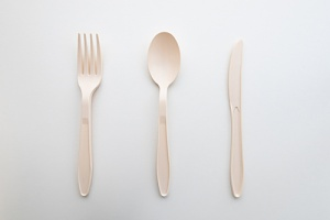 a biodegrable utensils list