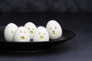 Eggs Ghosts