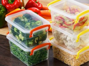 Pack Leftovers in Airtight Containers
