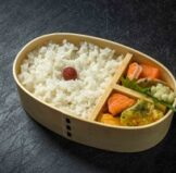 japanese style famous lunch box
